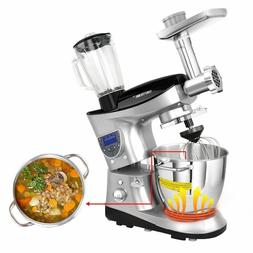 CHEFTRONIC Heating Bowl Multifunction Kitchen Stand Mixer SM