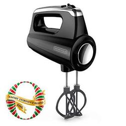 Helix Performance Premium 5Speed Hand Mixer, 5 Attachments