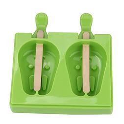 Kitchen Ice Cream Tools Popsicle Mold Ice Trays Rabbit Ice M
