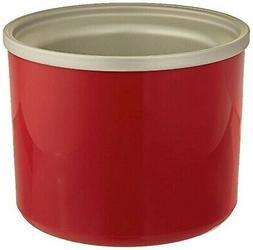 Cuisinart ICE-RFBR Replacement Freezer Bowl, 1-1/2-Quart Cap