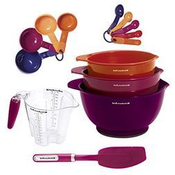 Kitchenaid KC495FPA1A Mix and Measure Baking Tool Set Assort