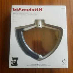 New KitchenAid KFEW6L Flex Edge Beater Fit 5.5 to 6 Quart Bo