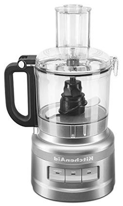 KitchenAid KFP0718CU 7-Cup Food Processor Chop, Puree, Shred