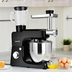 Home 3 in 1 Multifunctional Stand Mixer Blender Meat Grinder