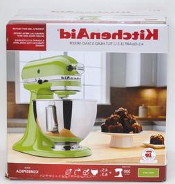 Kitchen Aid 4.5-Quart Tilt-Head Stand Mixer - Green Apple