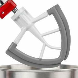 Kitchen Aid Mixer Attachments- 4.5-5 Quart Bowl Flex Edge Be