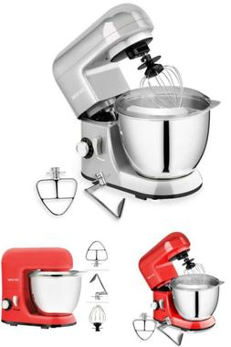 Kitchen Electric Stand Mixer Tilt Head 4.2QT Bowl 6 Speed w/