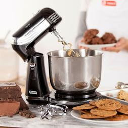 kitchen electric white stand mixer hand bread