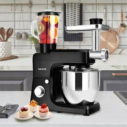Kitchen Multifunctional 3 in 1 Stand Mixer Blender Meat Grin