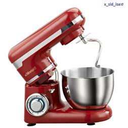 Kitchen Stand Mixer tilt 5-QT Bowl 6 Speed Tilt-Head Choose