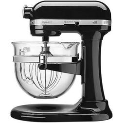KitchenAid Pro 600 Stand Mixer Design Seres 6-Qt Glass Bowl