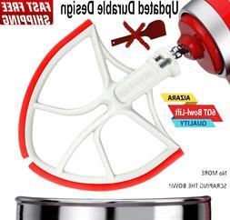 KitchenAid Scrape Blade 6 Qt Bowl Lift Mixer Attachment Flex