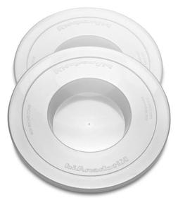 KitchenAid KNBC 2-Pack Bowl Covers - Fits Bowl-Lift models K