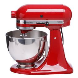 KitchenAid KSM100PSER Ultra Power Plus Tilt-Head Stand Mixer