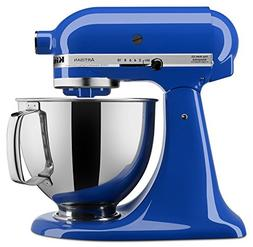 KitchenAid KSM150PSTB Artisan Series Stand Mixer with Pourin