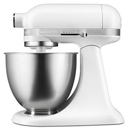 KitchenAid KSM3311XFW Artisan Mini Series Tilt-Head Stand Mi