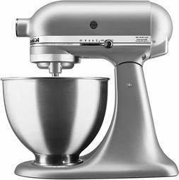 KitchenAid KSM88SL 4.5 Quart Stand Mixer - Silver - Brand ne