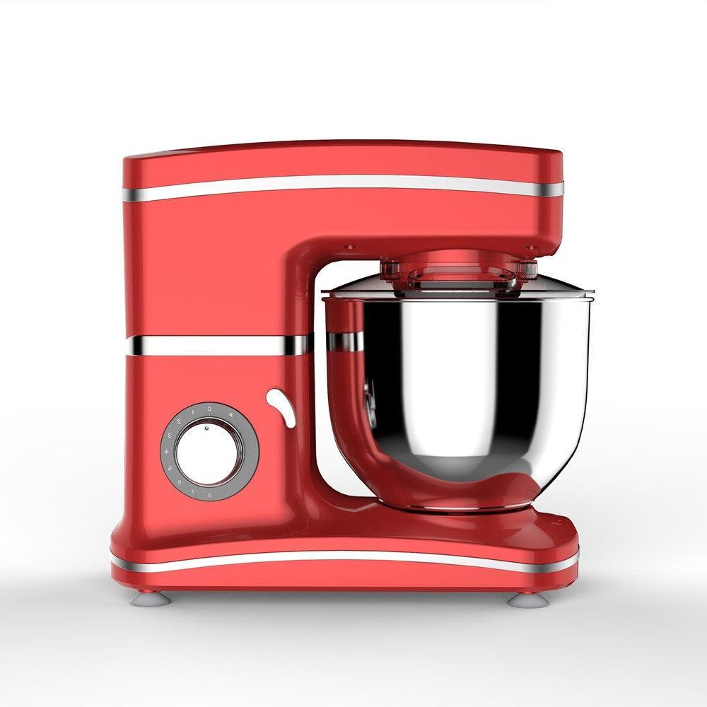 1200W 5.5L <font><b>Bowl</b></font> 8-speed Stand Cream Egg Whisk <font><b>Bread</b></font> Maker Machine