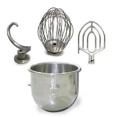 20 qt attachment package bowl whip flat