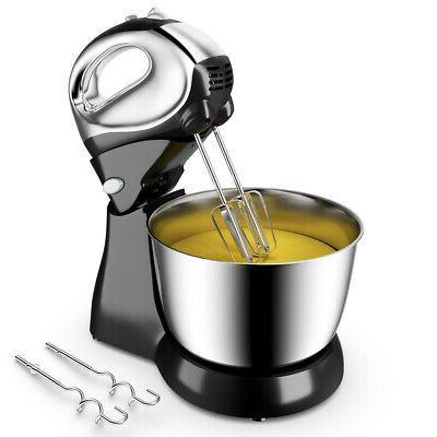 200w stand mixer hand mixer 5 speed