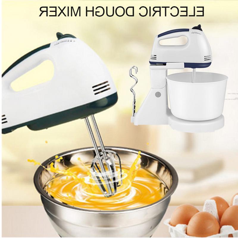 220V Mixer Food Bowl Dough Blender