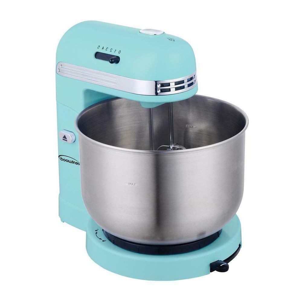 3 Qt. with Bowl Stand Mixer Safe