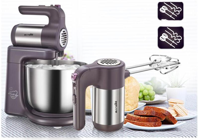 4L chef 10 speed <font><b>Mixer</b></font> Dough <font><b>Mixer</b></font> Milk Frother Bake