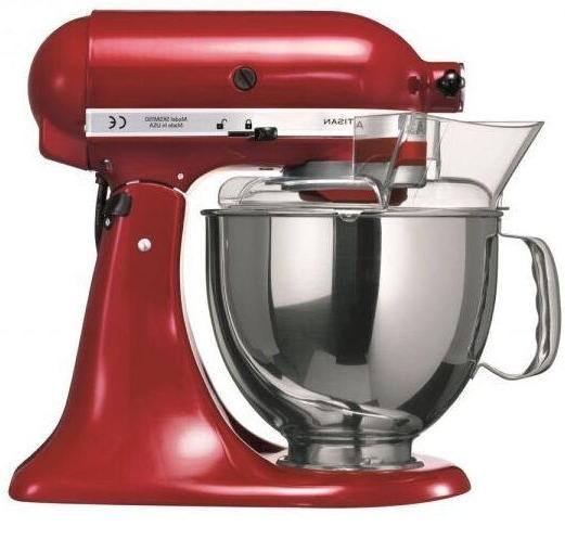 5 qt artisan mixer 5ksm175 w 2bowls