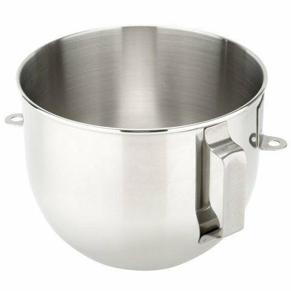 5 qt stainless steel mixer bowl k5asbp