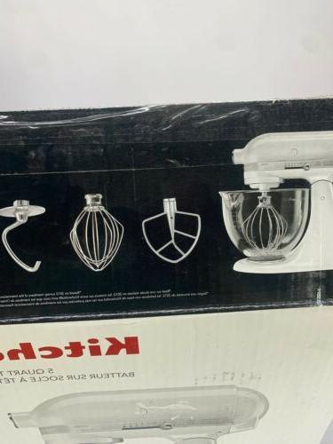 KitchenAid 5-Quart Series Tilt-Head Mixer |