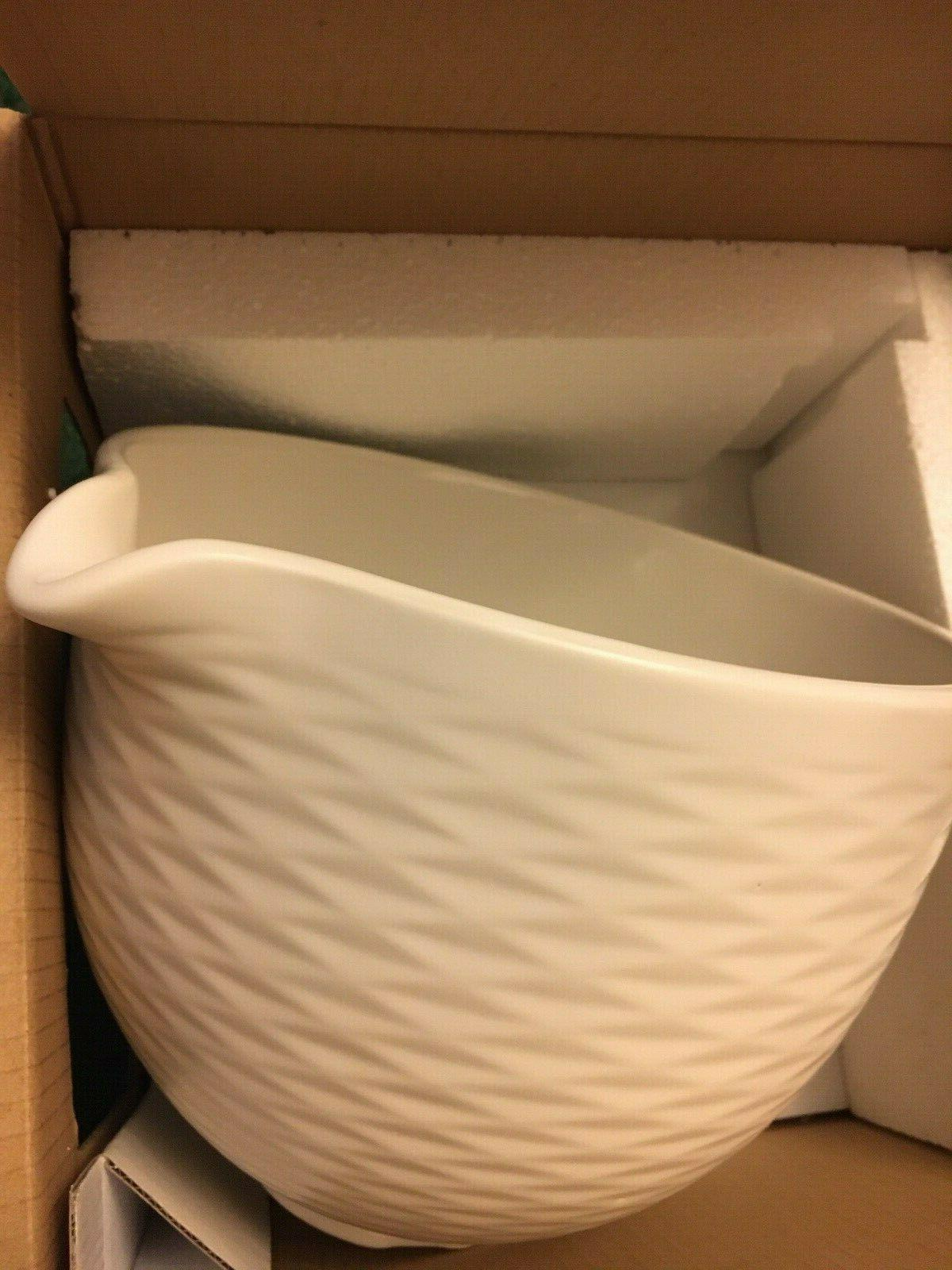 5 quart embossed ceramic bowl ksmcb5tlw
