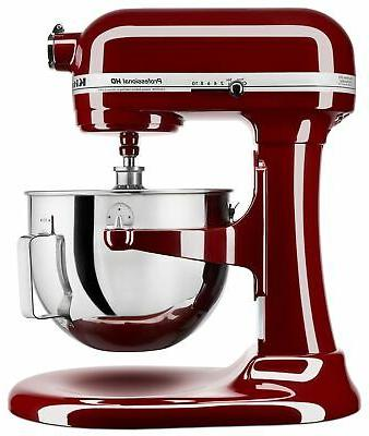 KitchenAid 5-Quart Professional Heavy Duty Series Mixers |