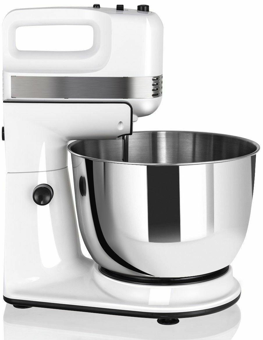 5 Cake Mixer Beater Stand Bowl