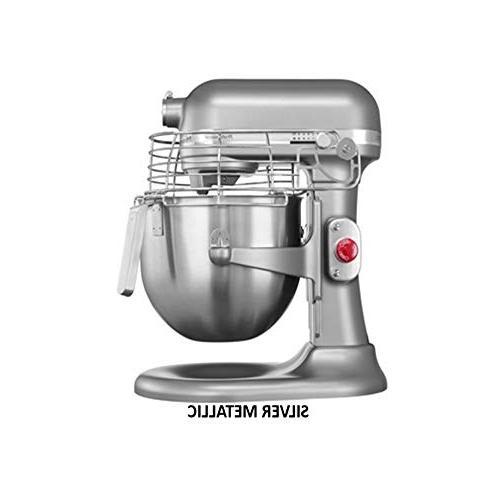 KitchenAid 5KSM7990 7 Qt. 6.6 Liters Stand Mixer 220 Volts Export Only