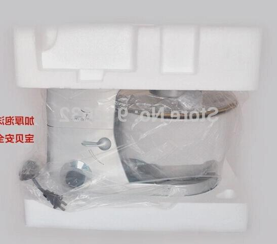 5L <font><b>mixer</b></font> <font><b>glass</b></font> cover Multi-functional no dust hot selling