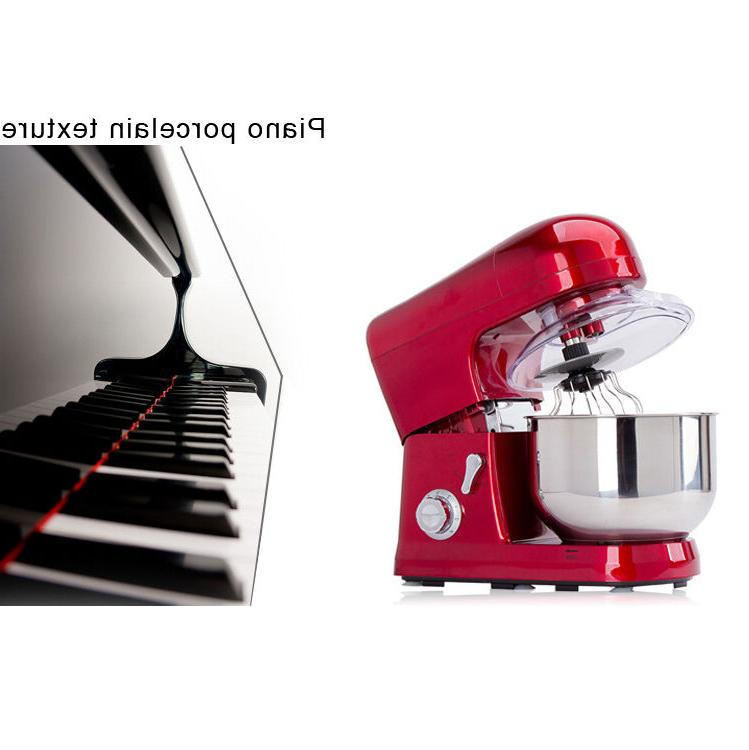 5L Professional Mixing Household kitchen 6-speed 1200W