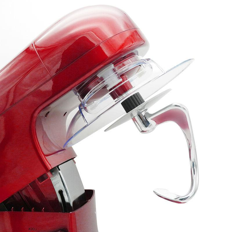 5L Professional Stand Mixer Mixing Bowl Helper kitchen