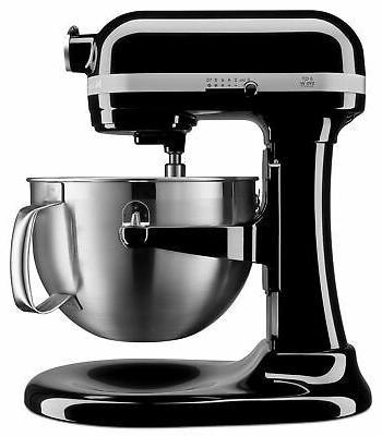 KitchenAid 6-Quart Bowl-Lift Mixer |