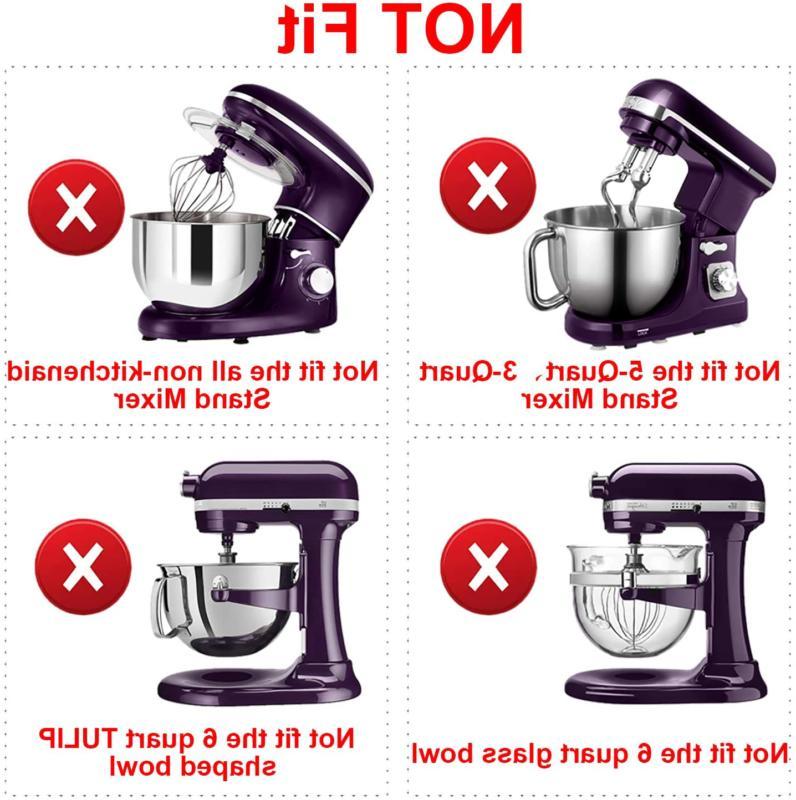 6 Kitchenaid Attachments