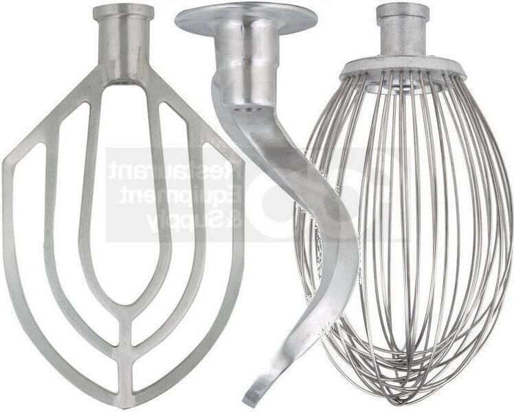 60 qt attachment set dough hook wire