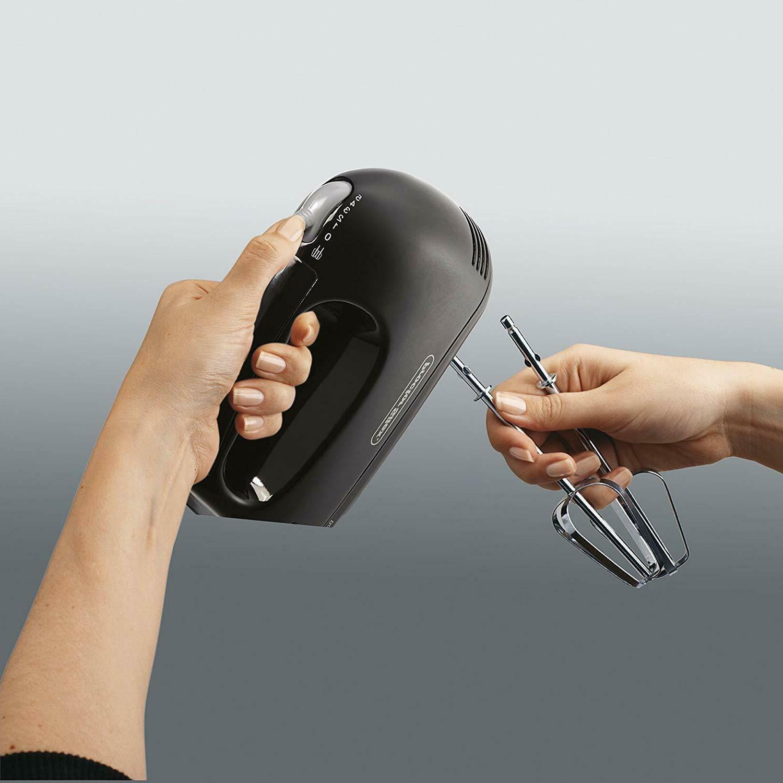 Proctor Easy Mix Hand Black 5-Speed 100