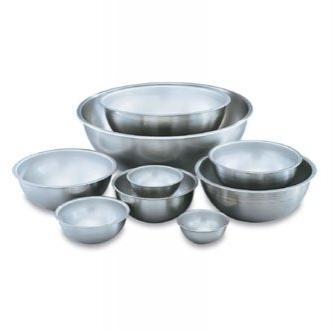 VOLLRATH 69080 SS Mixing Bowl, QT3