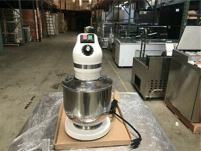 7 Quart NSF Mixer Commercial Mixer Stand Bowl 3