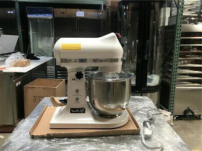 7 Quart Mixer Commercial Mixer 3 Countertop Bakery