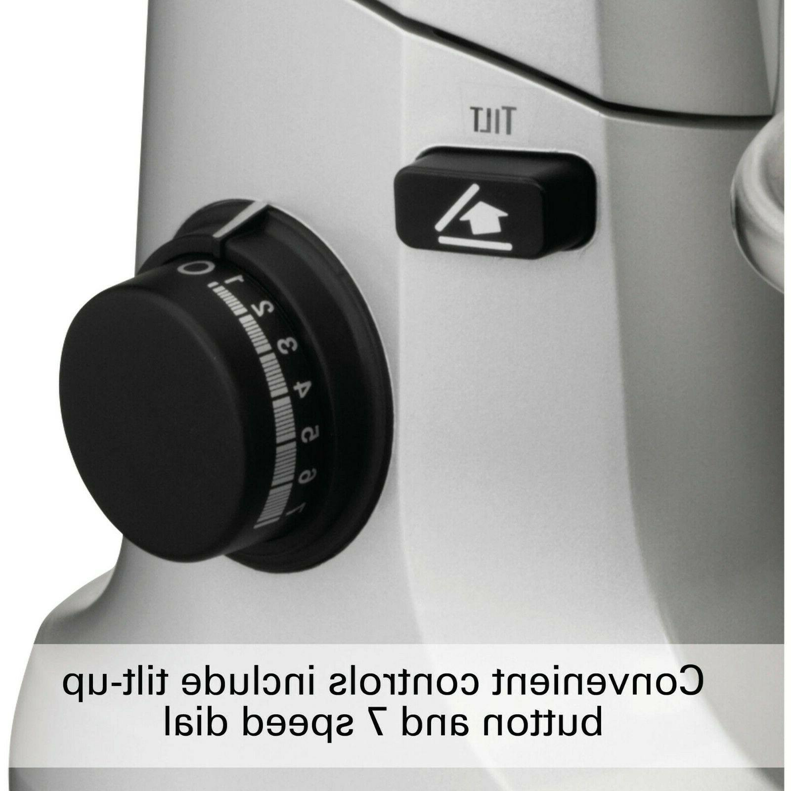 Hamilton 7 Silver Stand Mixer Model Aid Mixers