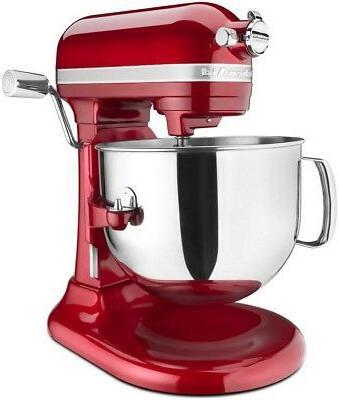 KitchenAid 7-Quart Bowl-Lift Candy Apple