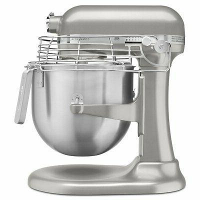 8 quart commercial countertop mixer with bowl