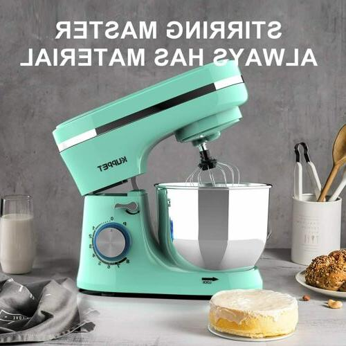 8 speed electric stand mixer kitchen