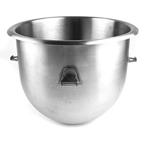 Alfa 10VBWL Mixing Bowl 10 quart stainless steel replacement
