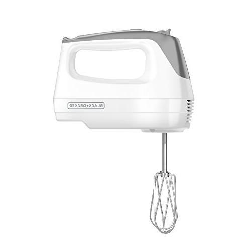 BLACK+DECKER Lightweight White, MX1500W